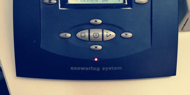 Anrufbeantworter Impuls